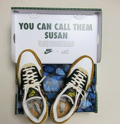 the best attitude b449b e2190 LAIKA x Nike Air Max 1 Susan Missing Link Size US 8.5 CK6643-100 IN