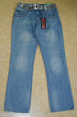 Neu *** Top  Coole Boy -Markenjeans  Gr.146 ***Neu***Million X