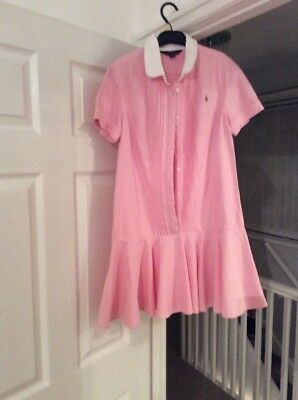Genuine Girls Ralph Lauren Dress