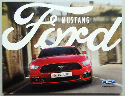 V09383 Ford Mustang Coupe & Cabriolet