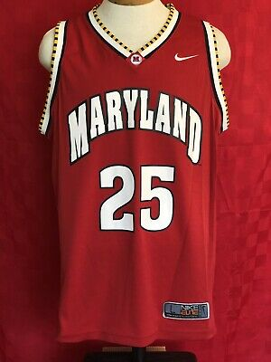 best service ee58a 7b0b5 UNIVERSITY OF MARYLAND Terps Vintage 1980's Champion Jersey ...