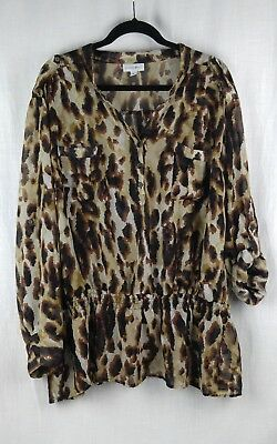 22ceb62483e NWOT WOMENS FASHION BUG Cowl Neck Top Sleeveless Blouse Tank Top ...