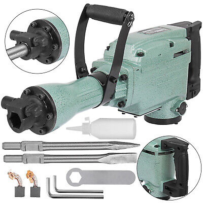 2200W Electric Demolition Jackhammer Hammer 2200W Electric FACTORY DIRECT