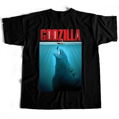Godzilla Japanese Chinese Film Movie Creature Horror Sci Fi Classic T Shirt