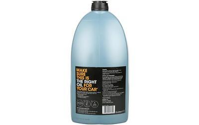 Halfords 5W30 Part Synthetic Ford Oil for KA etc. 5L LESS THAN HALF PRICE