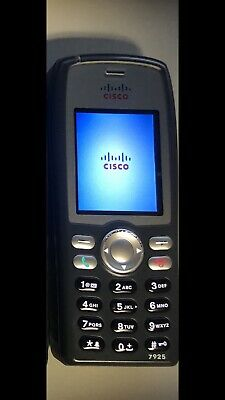 CISCO CP-7925G-A-K9 7925 IP Phone with Battery - Used