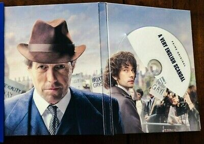 A VERY ENGLISH SCANDAL For Your Consideration COMPLETE SERIES DVD + PHOTO BOOK