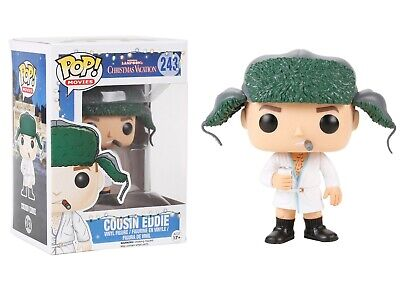 Funko Pop Movies: Christmas Vacation - Cousin Eddie Vinyl Figure Item #5894