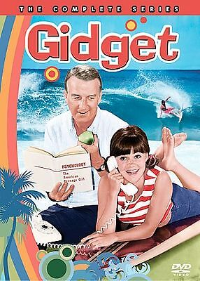 Gidget Complete Series DVD 2006 4 Disc Set New and Sealed Sally Field