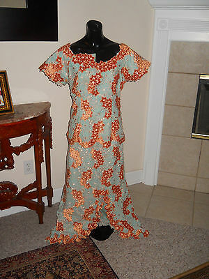 Swiss Voile Lace Women 3 pieces Skirt Set Size 14