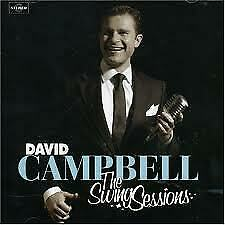DAVID CAMPBELL - The Swing Sessions CD *NEW* Gold Series
