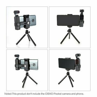 Phone Tripod Mount Stand Fixing Clamp Bracket for DJI Osmo Pocket CameraY&