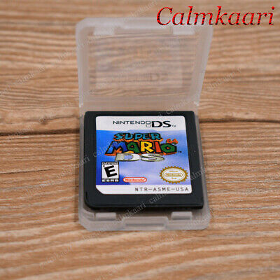 Gift Nintendo version game Super Mario 64 DS for DS DSi 3DS XL 2DS Present US