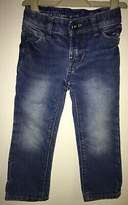 Boys Age 2-3 Years - Matalan Regular Fit Jeans