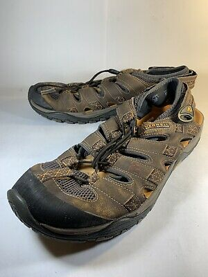 a6b120adbb5f Merrell Men s Continuum Sandal with Vibram Sole Hiking Camping Outdoor Size  11