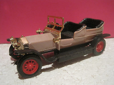 Eko Superbe Rolls Royce 1907 Silver Ghost 1/43 Without Box Good Condition