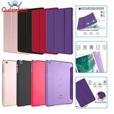 For New Apple Apple iPad Mini1/2/3 Smart Slim Magnetic Leather Stand Case Cover