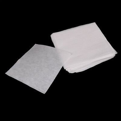 50pcs Anti-static Lint-free Wipes Dust Free Paper Dust Paper Fiber Optic CleanHV
