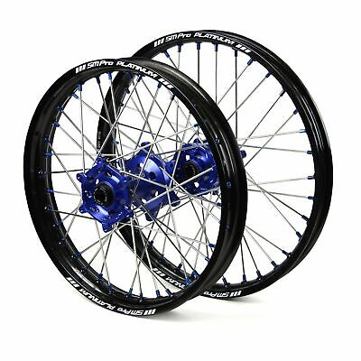 SM PRO Motocross wheel set for YAMAHA bike YZ and YZF and WR an WRF - new!