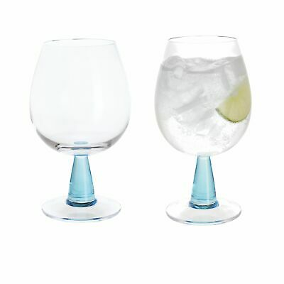 Dartington Crystal Gin Copa - Connoisseur Glasses - Set of 2 Gin &Tonic Glasses,