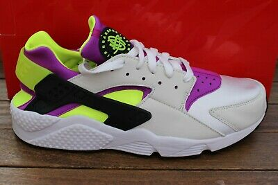 feff5676dd3ca MENS NIKE AIR Huarache Run 91 Qs Uk Size 12 Eur 47.5 (Ah8049 101 ...