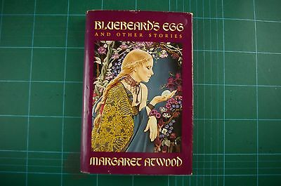 Bluebeard's Egg and Other Stories - Margaret Atwood: 1st 1986 HB DJ VGC