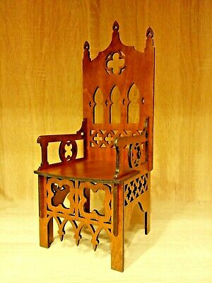 set 1:6 scale doll furniture for IT FR Barbie wooden New profitable proposition