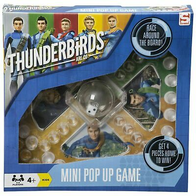 Thunderbirds are Go Mini Pop Up board Game - Frustration