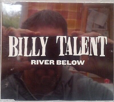 Billy Talent - River Below Collectable One Track Promo CD Single (CD)