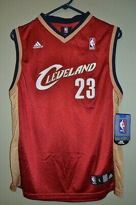 51ba3cd7d88 Mens LeBron James Mitchell & Ness Maroon Hardwood Classics Cavs jersey
