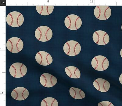 Baby Ball Balls Sport Exercise Boys Baby Boy Fabric Printed by Spoonflower BTY