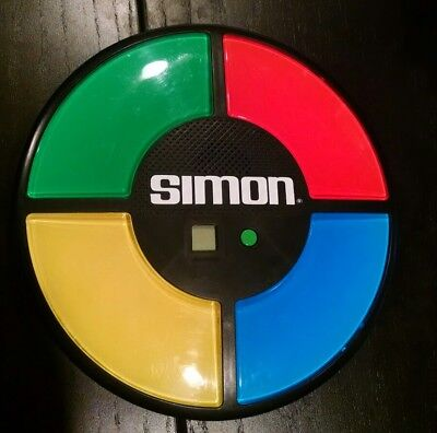 Simon Electronic Memory Game Hasbro