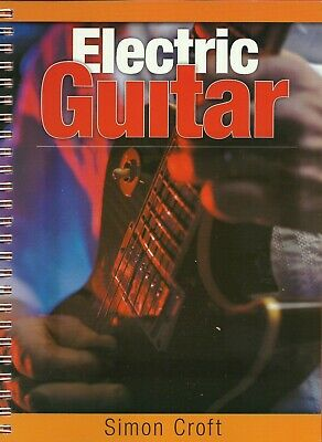 How to Play Electric Guitar Book and DVD Lessons Learn Brand New