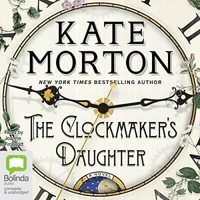 The Clockmaker's Daughter   - AudioBook - No CD