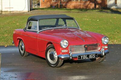 MG Midget Top Cover. Top quality winter & summer protective cover