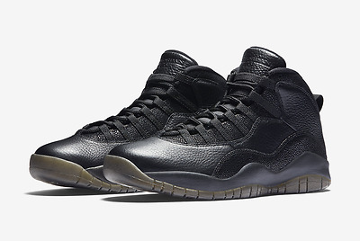 3a79c257 2016 Nike Air Jordan 10 X Retro OVO SZ 9 Black Metallic Gold Drake 819955-
