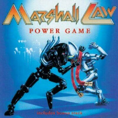Marshall Law-Power Game CD NEW