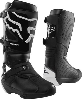 STIVALE MOTO CROSS Enduro FOX COMP NERO N 44 EUR 149,99