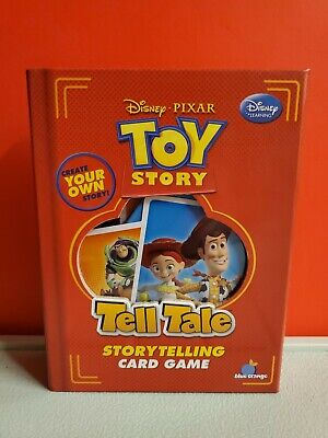 "Nib ""Tell Tale"" Disney/Pixar~Toy Story Game~Never Opened~3 Game Variation~Cards"