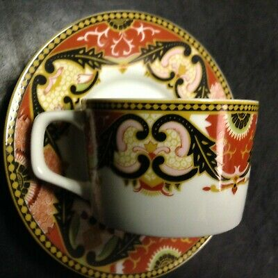 Imperial Imari by BRIARD, GEORGES, Cup and Saucer