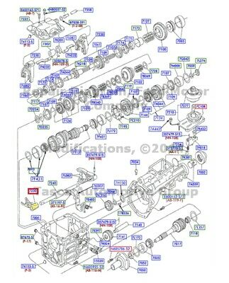 Ford Zf Transmission Parts Diagram