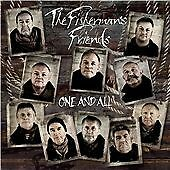 The Fisherman's Friends - One And All - UK CD album 2013