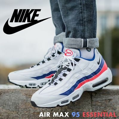 NIKE AIR MAX 95 Essentielle Homme Outremer Solaire