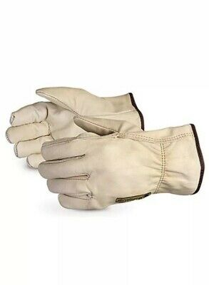 Superior Glove - Cowgrained Fleece Lined Size XL