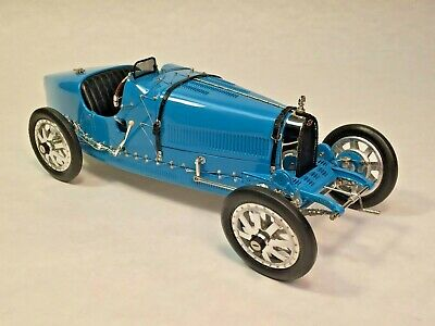 CMC Bugatti Type 35 Grand Prix, 1924 diecast car 1:18 EXCELLENT CONDITION