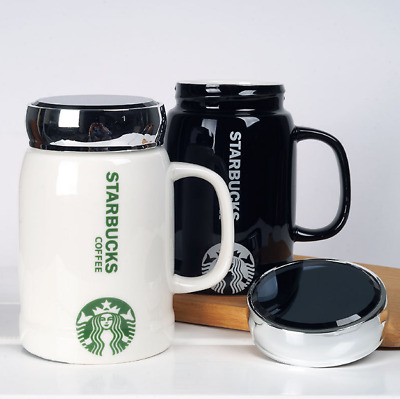 Hot 2019 New Starbucks Coffee Mug with lid Water cup 500ml Gift Limited Edition
