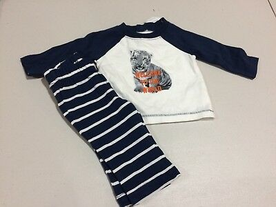 NWT Gymboree Girls The Daisy and The Tiger Fleece Dress Size 6-12M 12-18M 18-24M