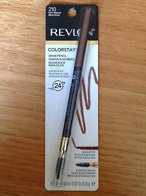 Revlon Colorstay Brow Pencil # 210 SOFT BROWN