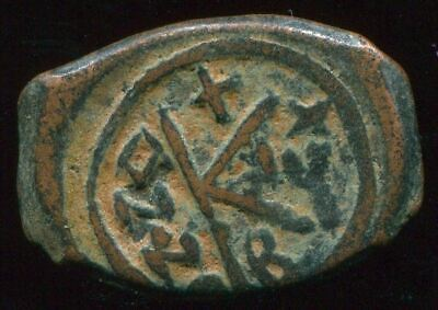 AUTHENTIC BYZANTINE EMPIRE  Æ Coin 4,80 gr / 23,5 mm BYZ1085.5