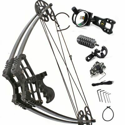 Archery Hunting Triangle Bow Fiberglass Compound Hunting Shooting Suit Bow Arrow